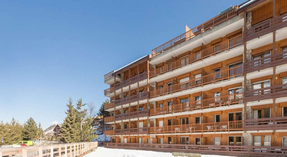 Ski Accommodation - Les Ravines - Meribel - France