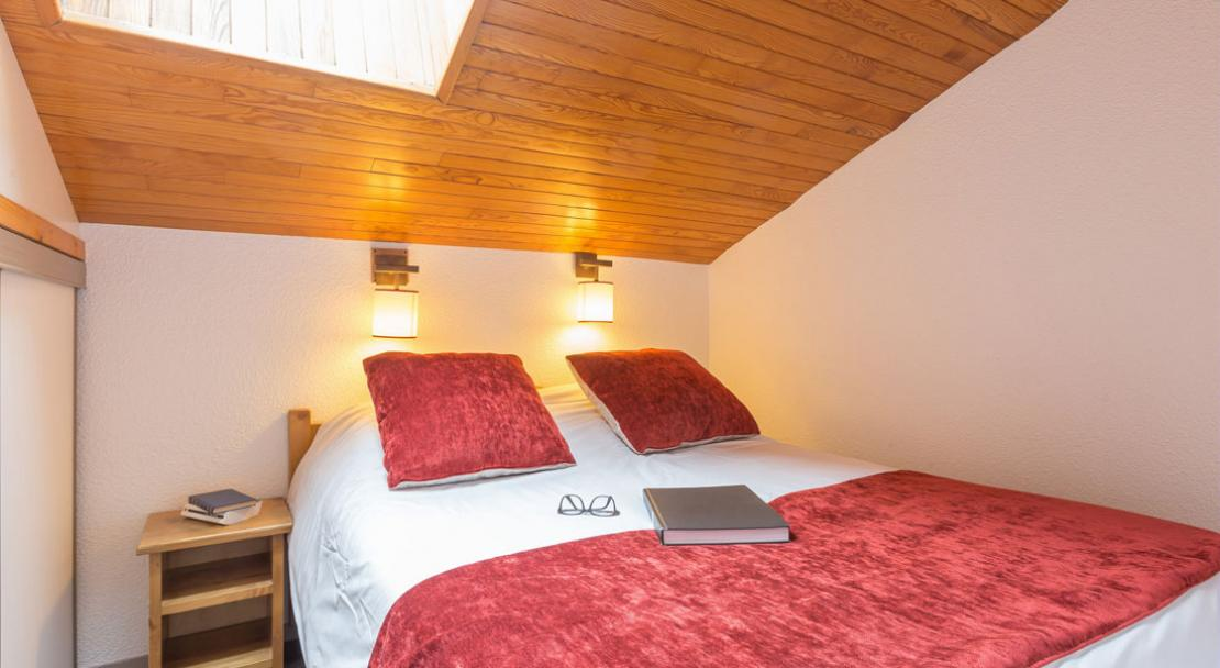 Double Bedroom - Les Sentiers du Tueda - Pierre & Vacances - Meribel