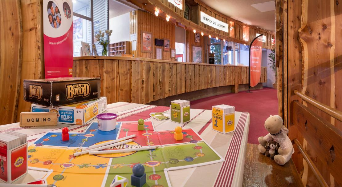 Kids Area Bellecote La Plagne