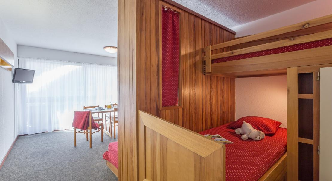 Bunk Bed Chantemerle Serre Chevalier