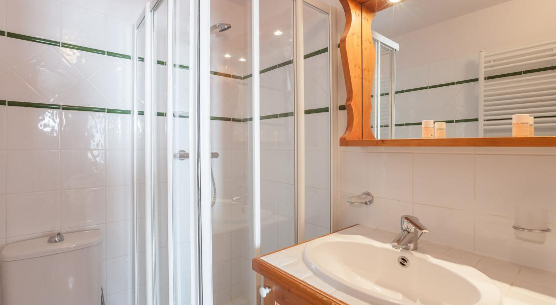 Shower Room L'Ecrin des Neiges Tignes