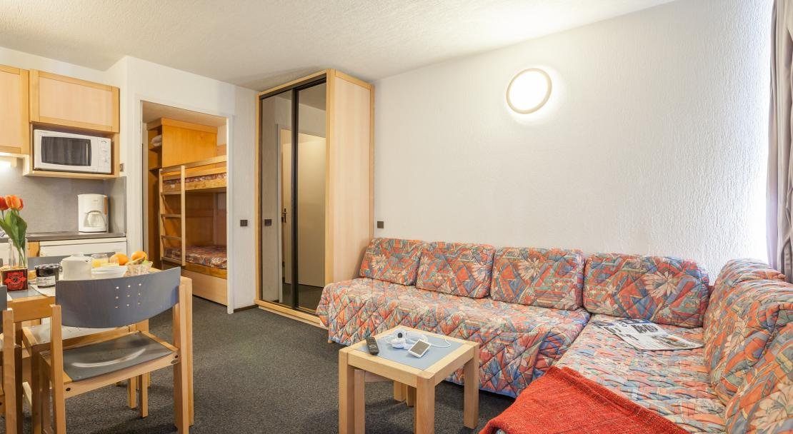 Apartment Inter-Residences Tignes