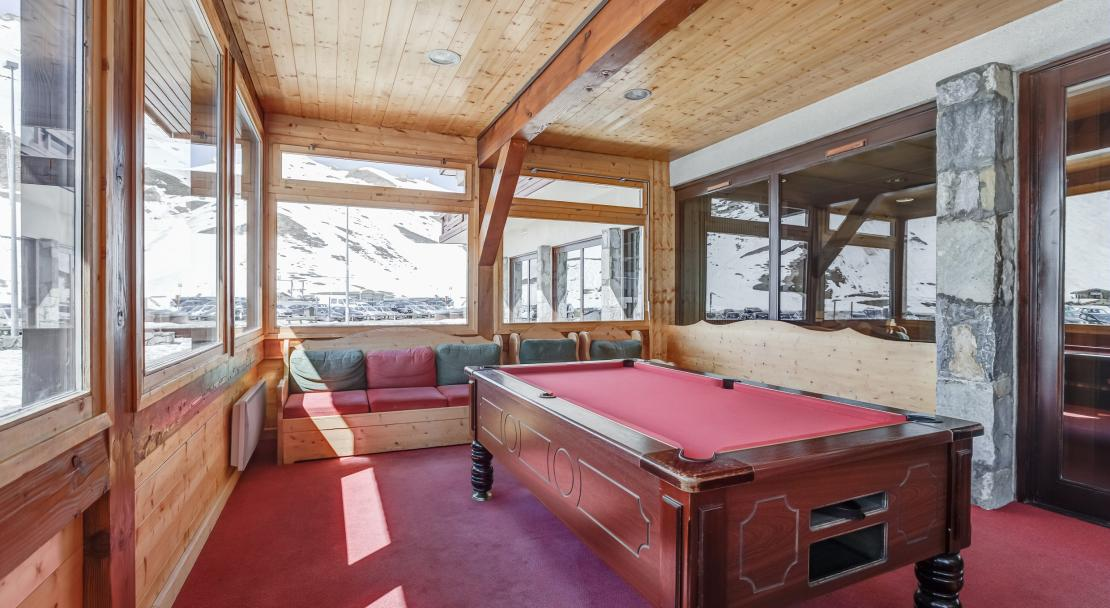 Inter-Residences, Tignes, Communal Lounge
