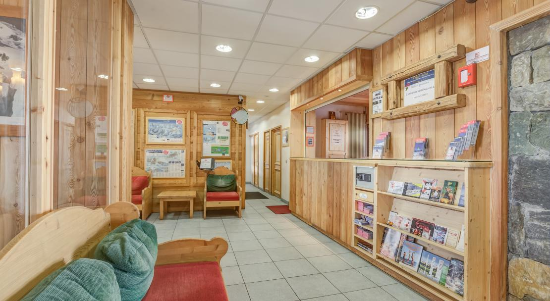 Inter-Residences, Tignes, Reception