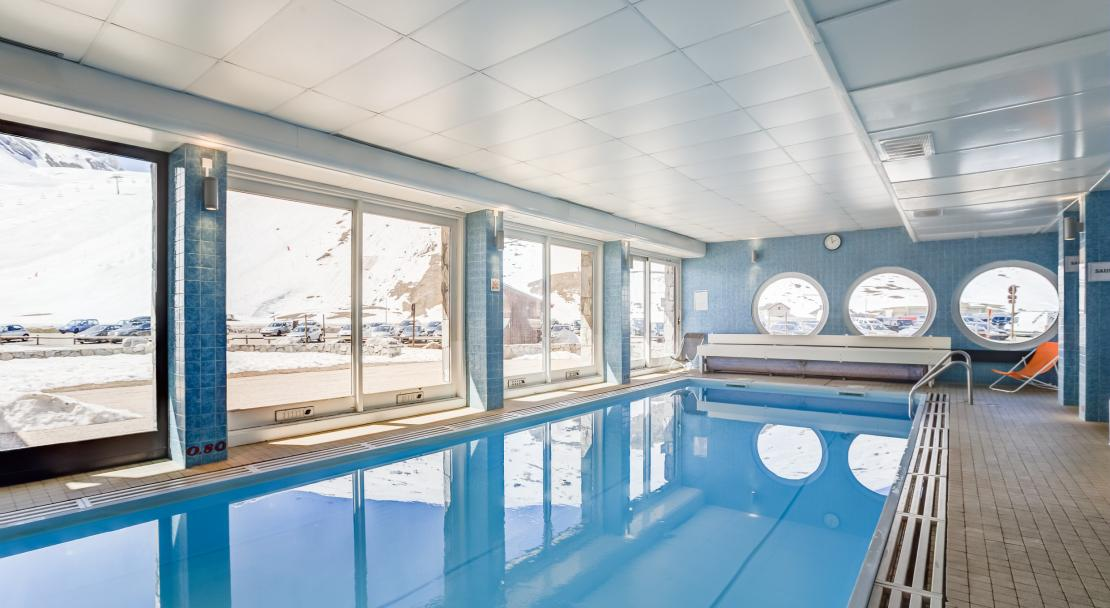 Inter-Residences, Tignes, Swimming Pool