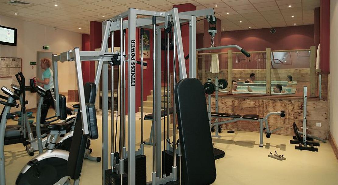 Fitness room - Temples Du Soleil - Val Thorens