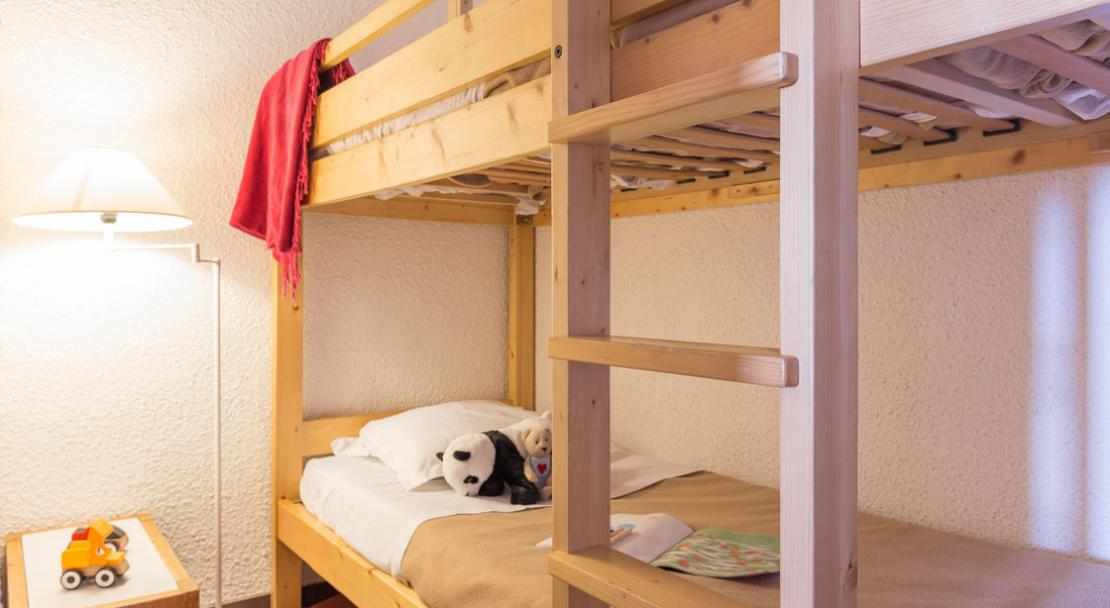 Bunk Beds Le Schuss Val Thorens