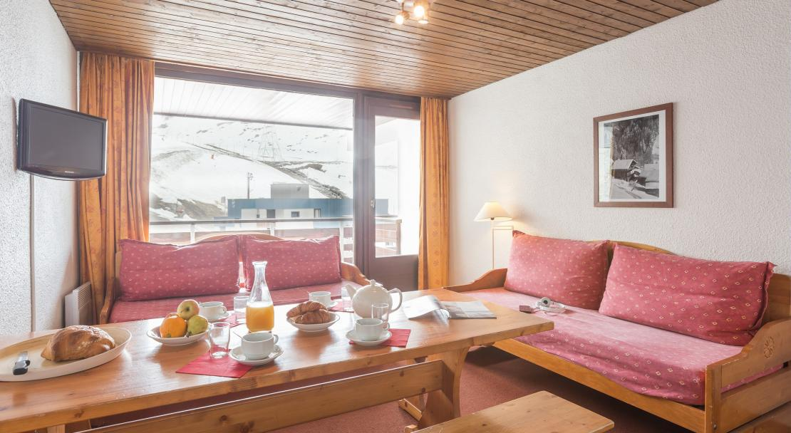 Lounge Le Schuss Val Thorens