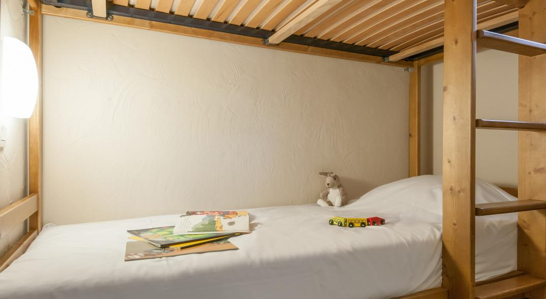 Bunk Beds in Athamante & Valeriane Valmorel
