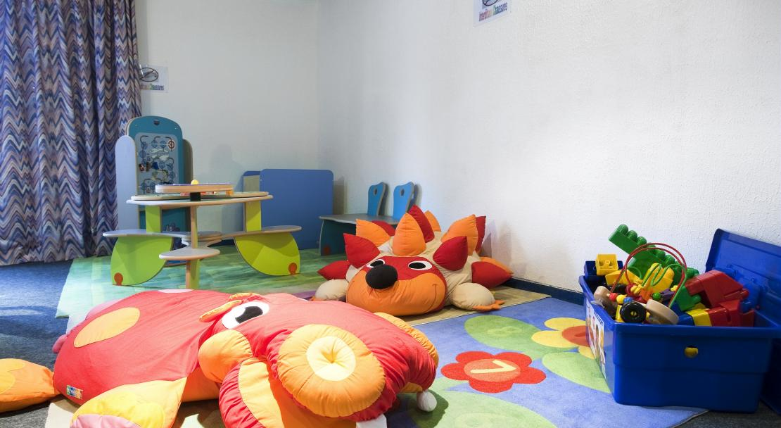 Kid's Play Room - Residence Pic de Chabrieres - Pierre et Vacances