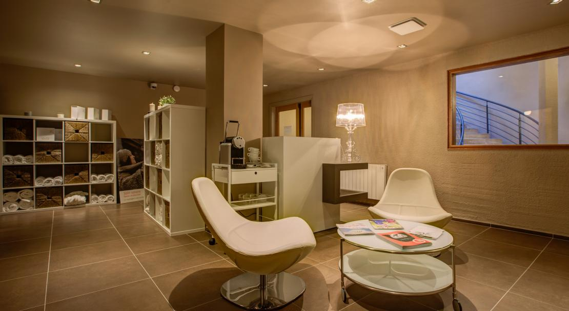 Spa at Hotel Royal Ours Blanc Alpe d'Huez