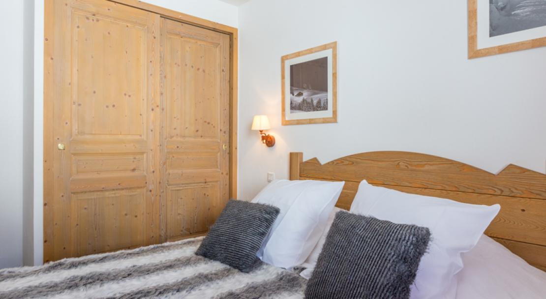 Sun Valley La Plagne Double bed