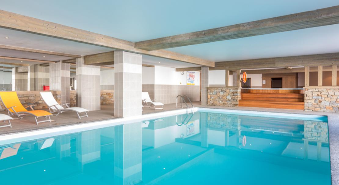 Sun Valley La Plagne Swimming pool