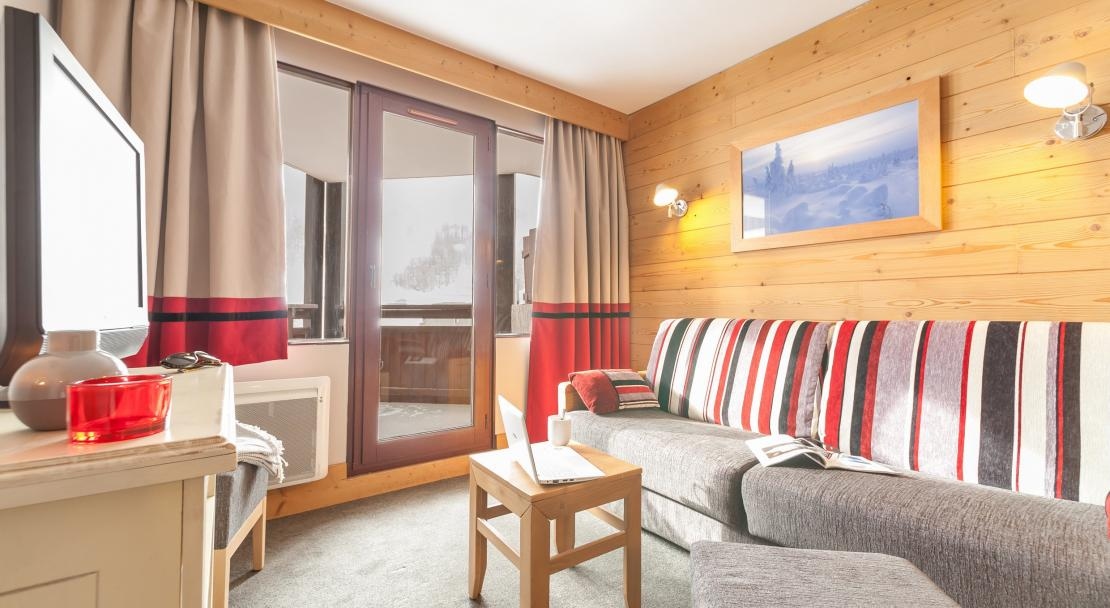 Apartment at Les Balcons de Bellevarde Val d'Isere