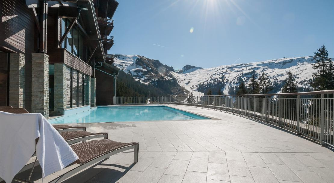 Les Terrasses d'Eos, Flaine, Swimming Pool