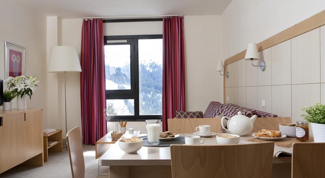 stylish apartment, Résidence La Foret, Flaine