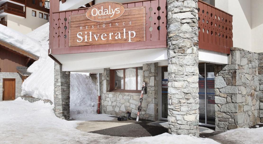 outside silveralp