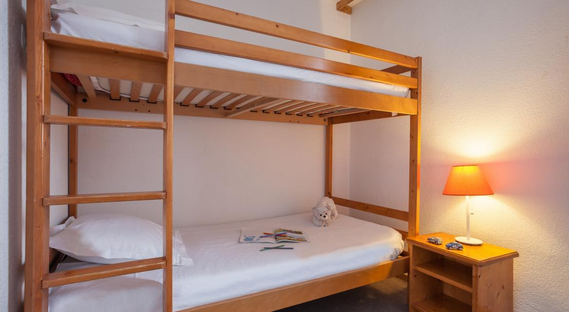 Bunk Beds in La Riviere Chamonix