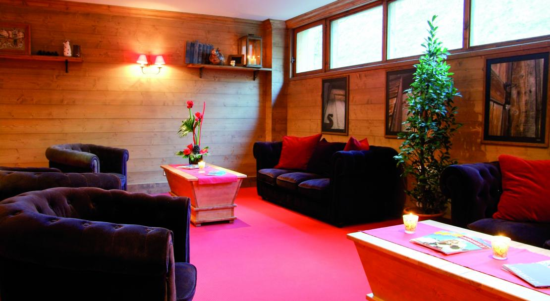 Lounge in Residence Cybele Brides les Bains
