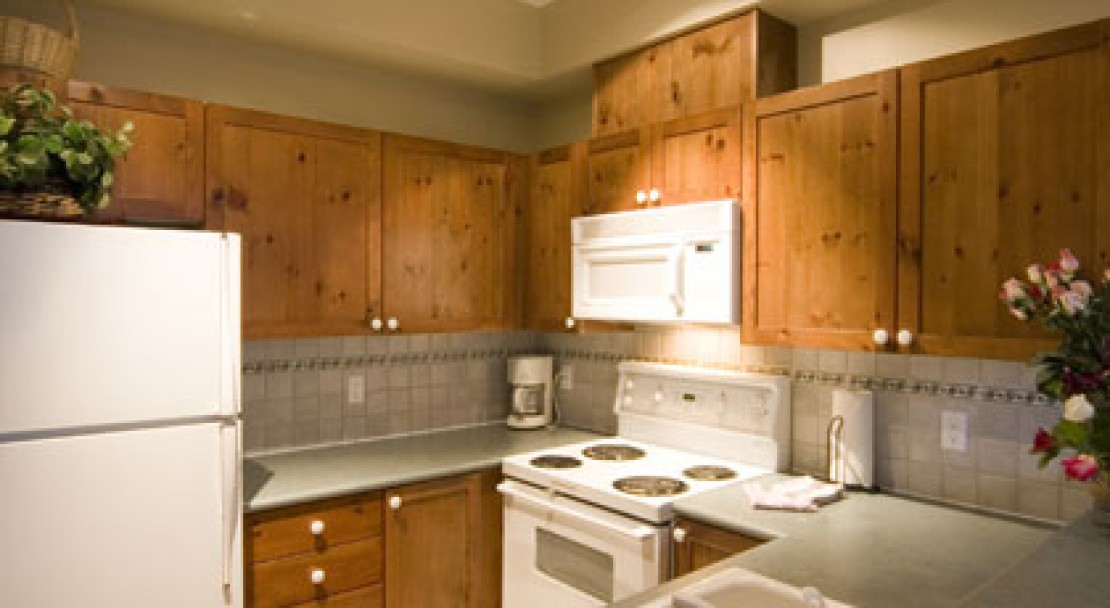 Well equipped kitchens at Stoney Creek Northstar - Whistler