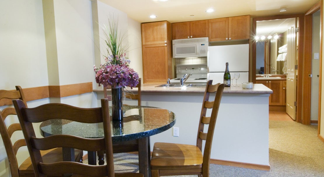 An example of a 2 Bedroom Apartment - Cascade Lodge - Whistler