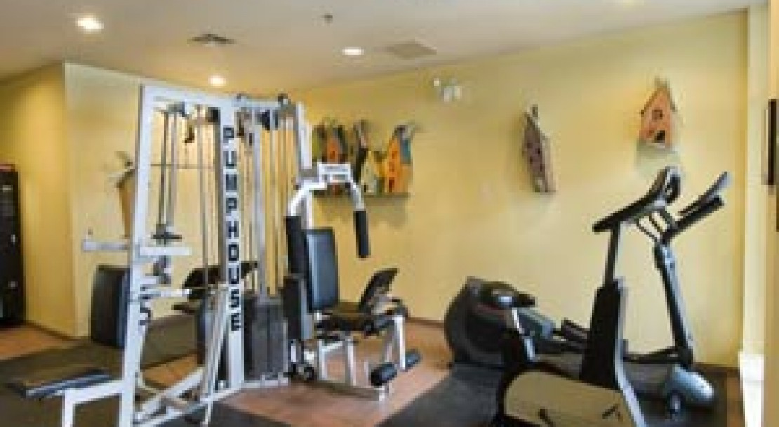 Cascade Lodge Exercise Facility