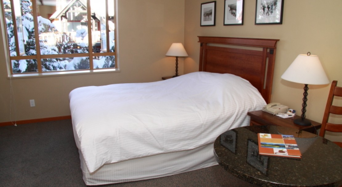 An example of a studio apartment at - Cascade Lodge - Whistler
