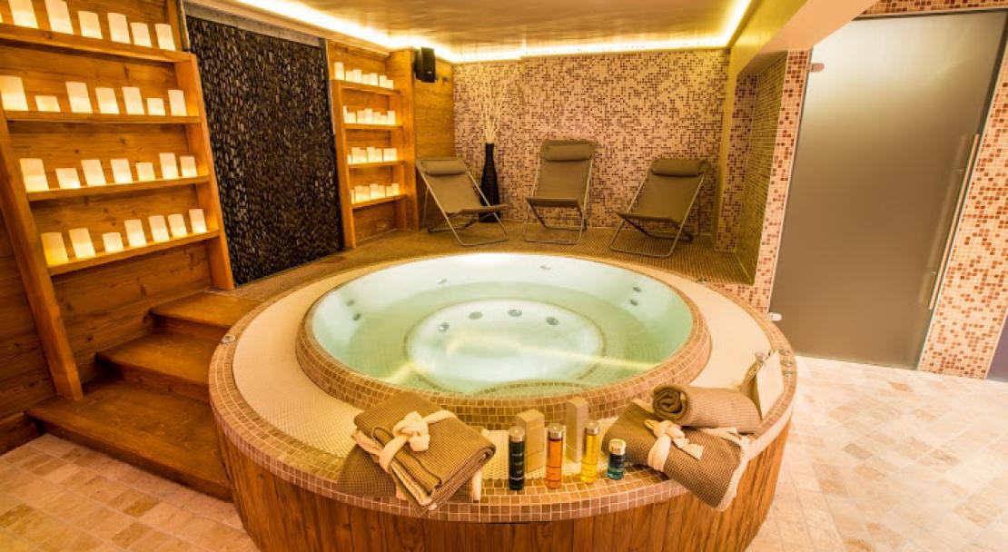 Spa facilities in AlpenRuitor Meribel