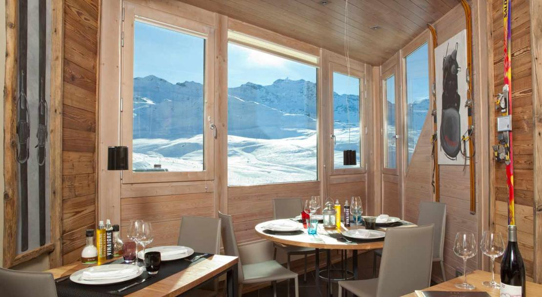 Hotel 3 Vallees - View - Val Thorens