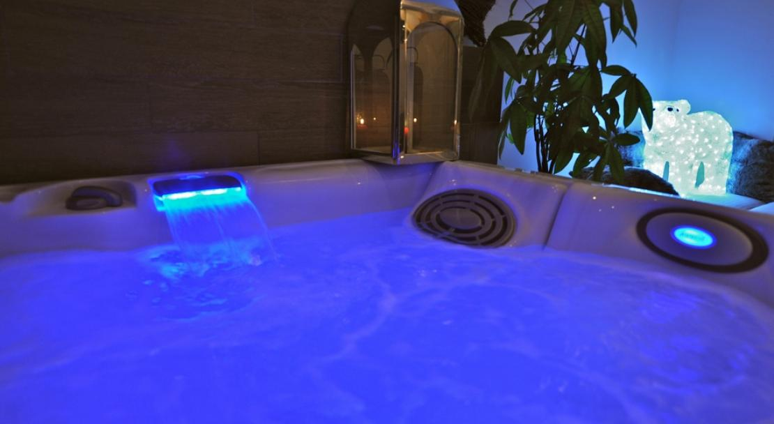 Hotel 3 Vallees Val Thorens Hot Tub