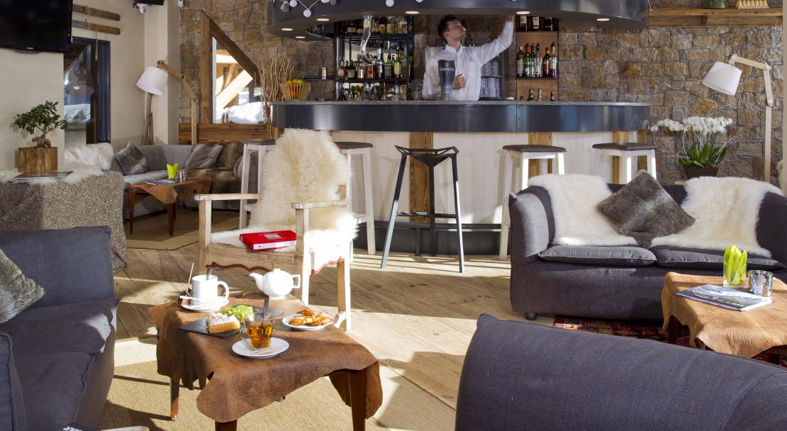 Hotel Les 3 Vallees Val Thorens Bar