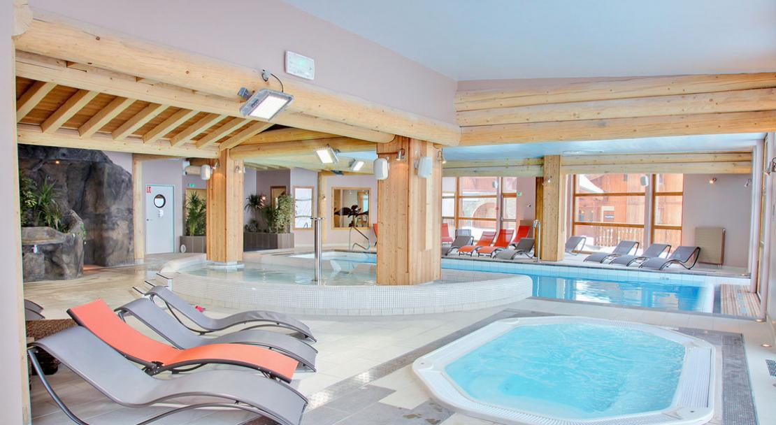 Swimming Pool - Les Balcons de Val Thorens