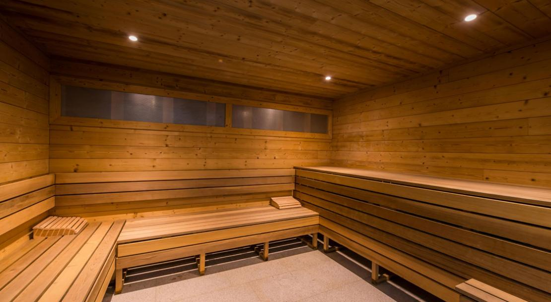 Sauna in Chalet Val 2400 Val Thorens