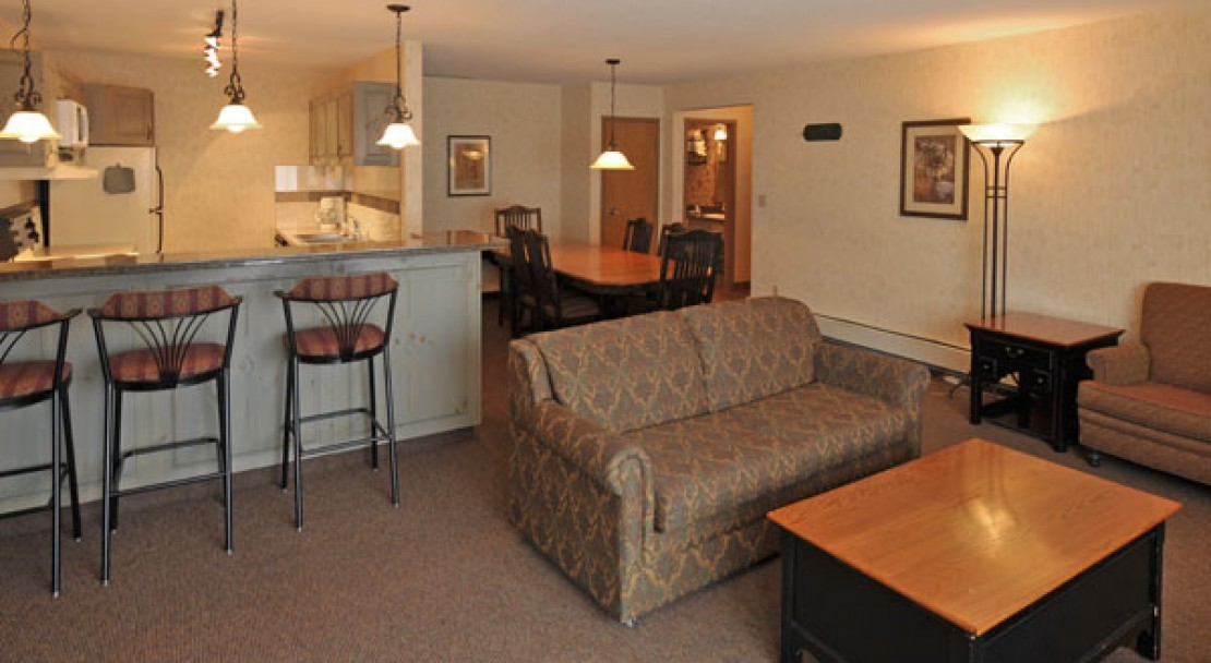 Executive Suite - Douglas Fir Resort - Banff
