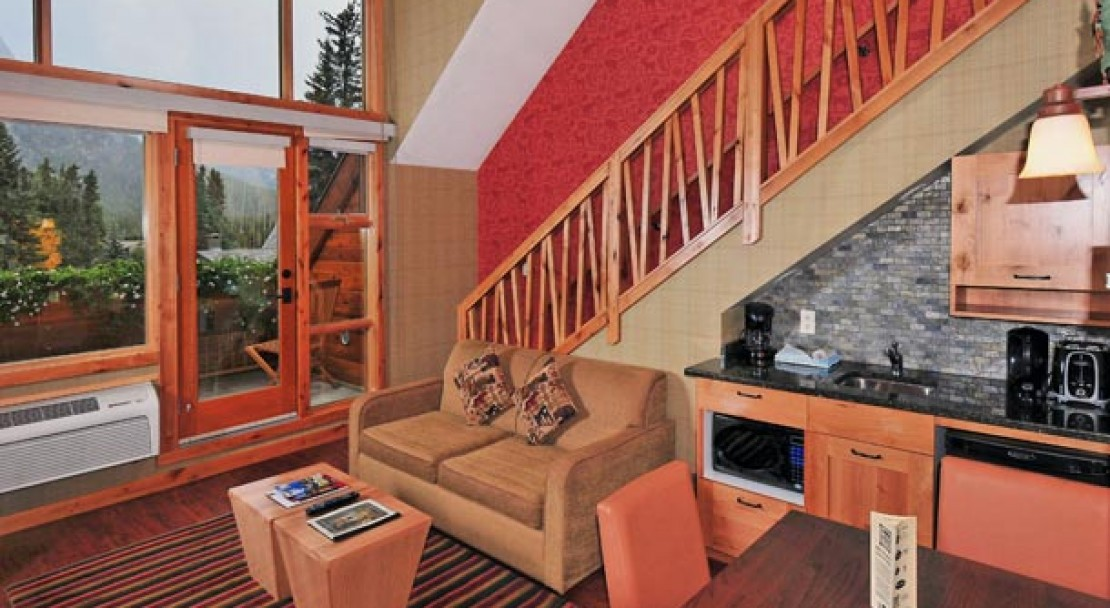 Premium Loft - Fox Hotel and Suites – Banff