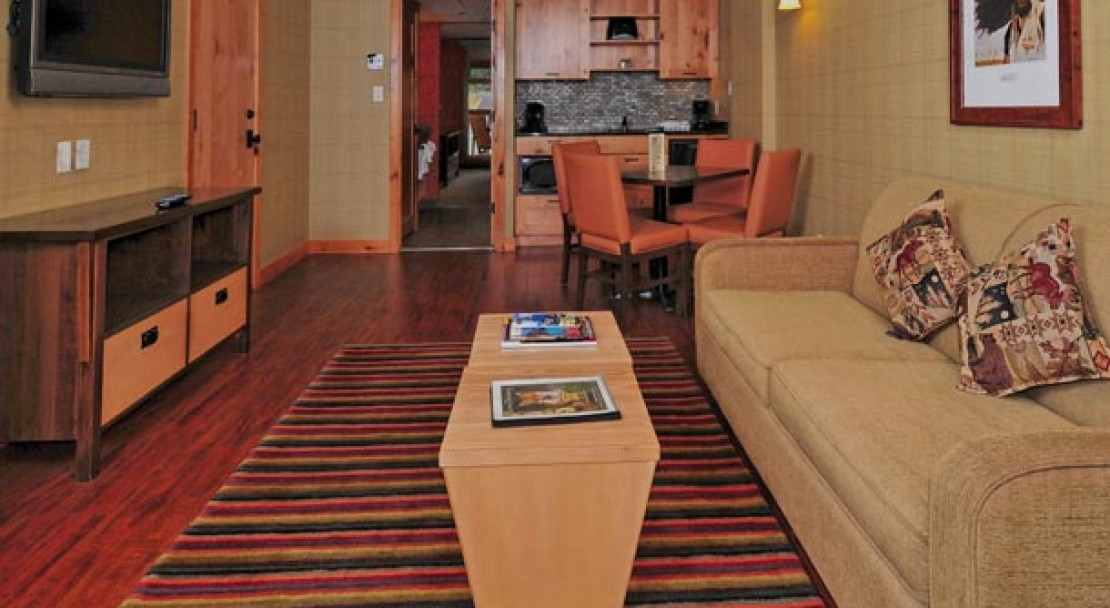 Superior Suite - Fox Hotel and Suites – Banff
