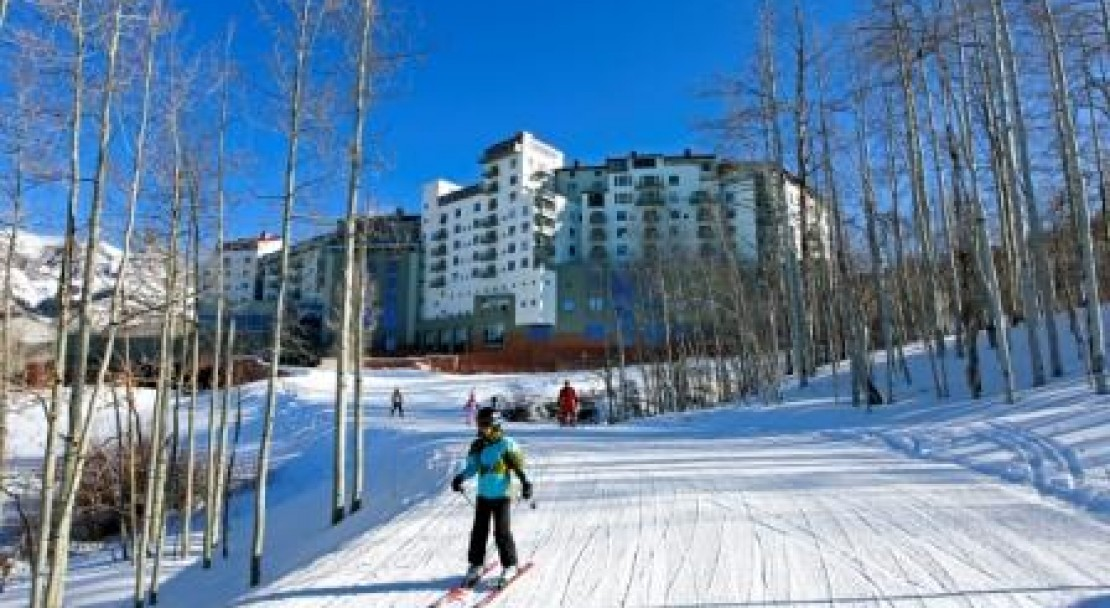 Ski to the door at the The Peaks Resort & Spa - Telluride