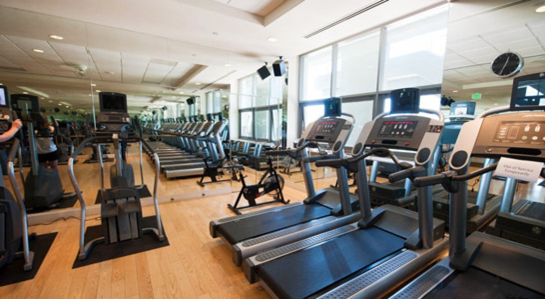 Fitness Centre at the The Peaks Resort & Spa - Telluride