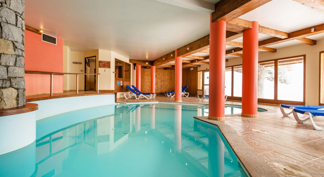 L'Arollaie Peisey Vallandry Pool