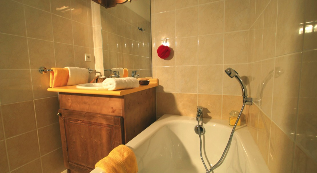 Bathroom - Lagrange Prestige - Peisey-Vallandry