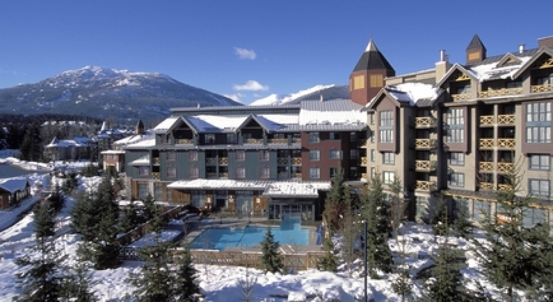 Delta Whistler Village Suites Pool