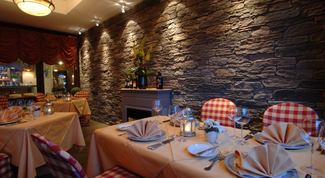 Traditional Dining at the Hotel Beau-Site in Adelboden