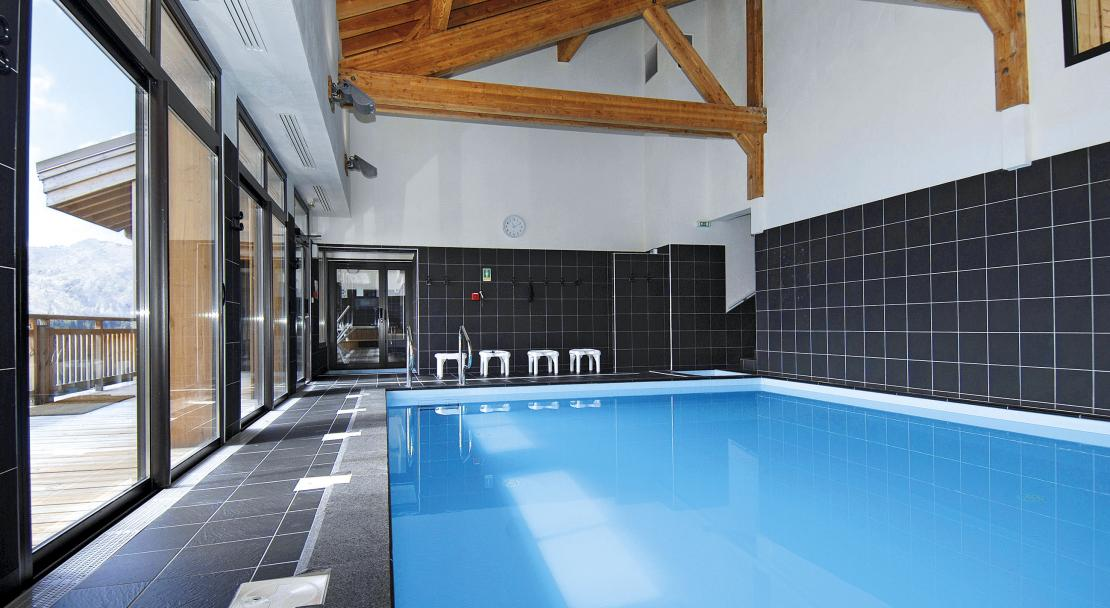 Refuge du Golf, Flaine, Swimming Pool