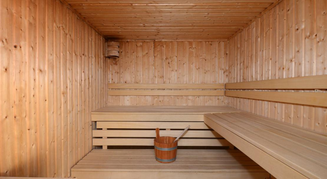 Sauna - Refuge du Golf - Flaine