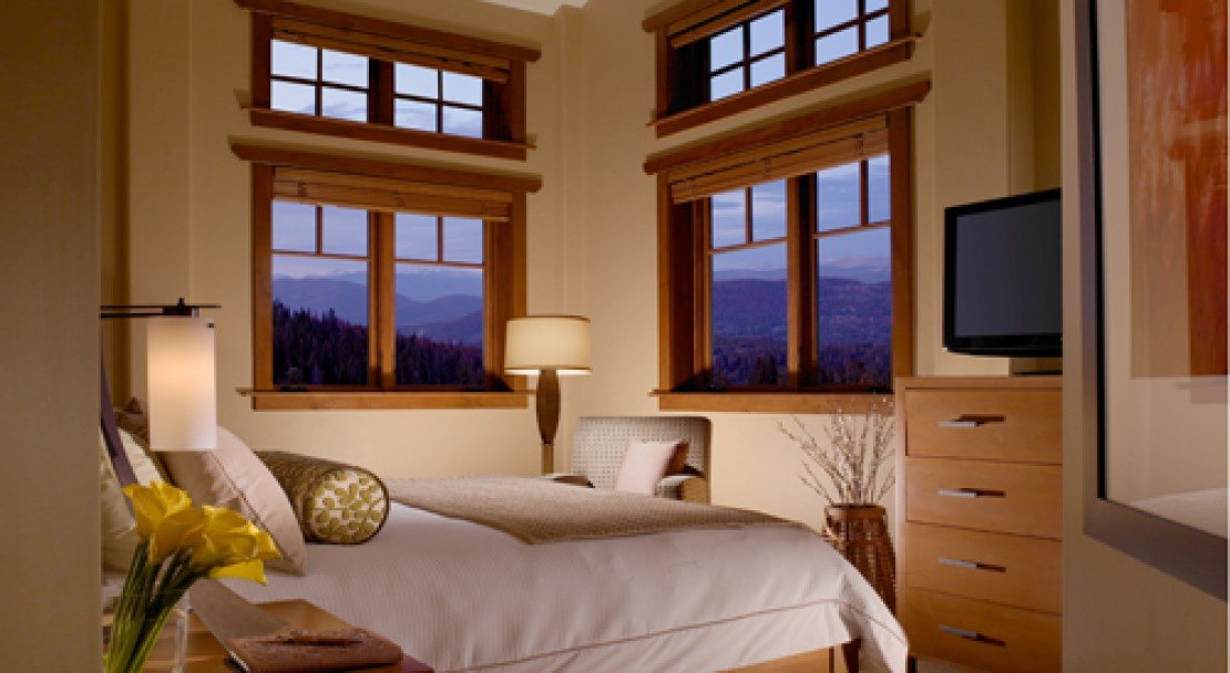 A Bedroom with a View - One Ski Hill Place - Breckenridge - USA