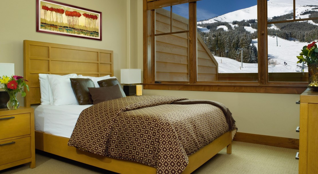 Another Bedroom in One Ski Hill Place - Breckenridge - USA