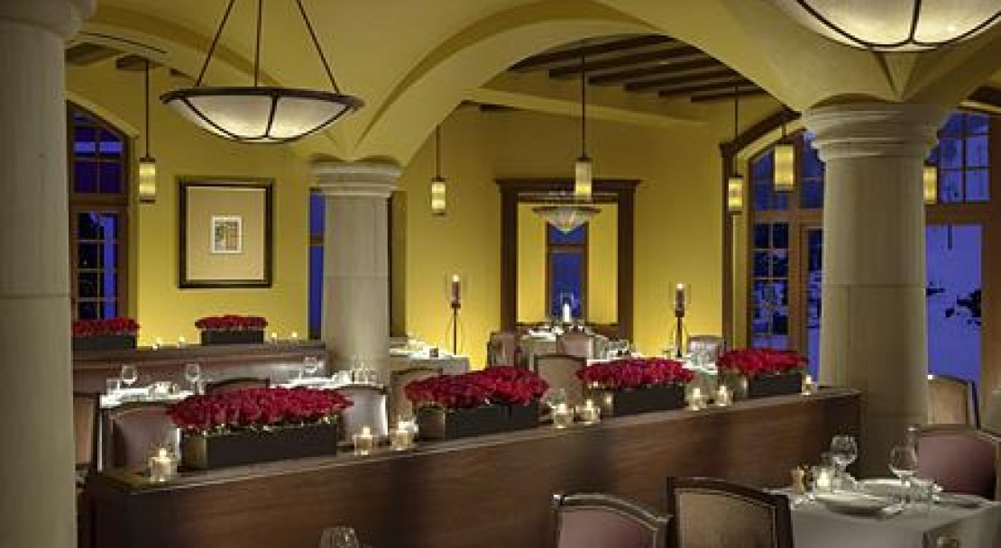 Dining Room - The Arrabelle - Vail