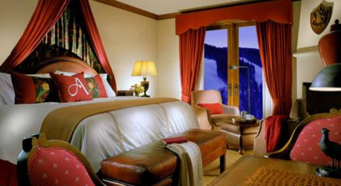 Luxury Guest Room - The Arrabelle - Vail