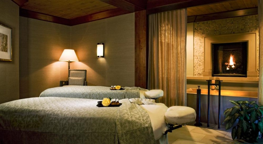 The Couple's Massage Room - Lodge at Vail