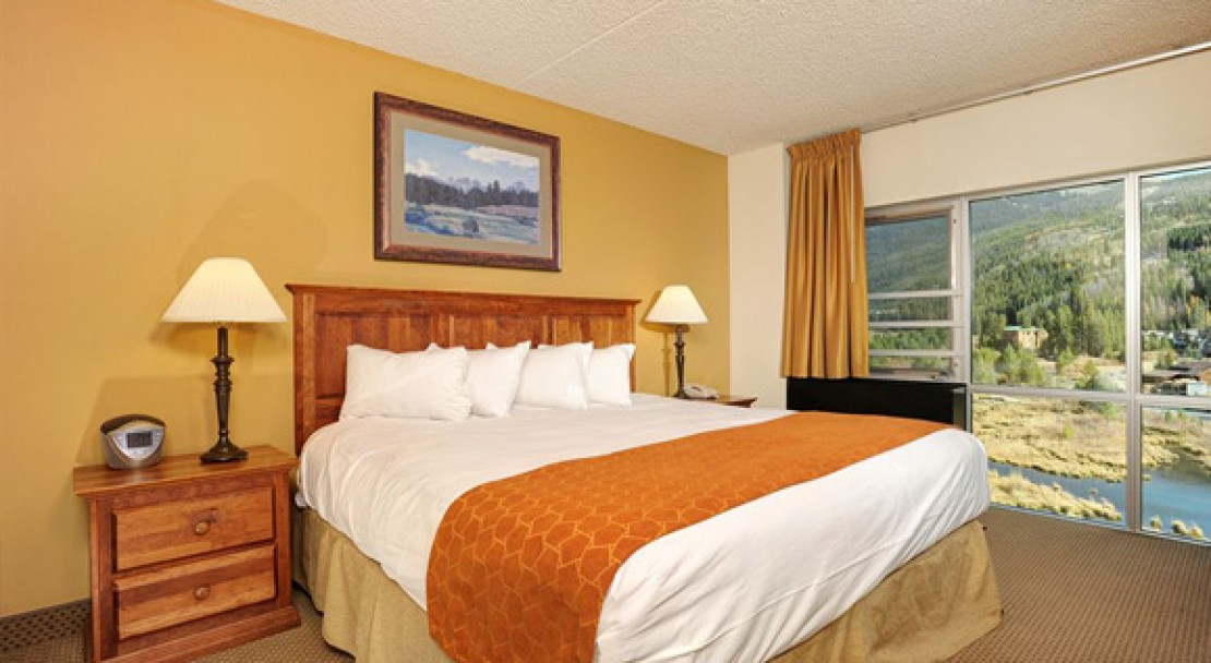Double Room at The Inn at Keystone